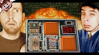 TWO GENIUSES! (Keep Talking and Nobody Explodes!)