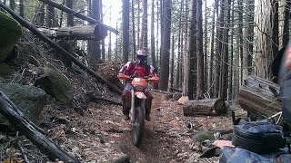Video Daves Adventure Cycles Oakhurst DS Ride KTM 350 EXC-F download MP3, 3GP, MP4, WEBM, AVI, FLV Agustus 2018
