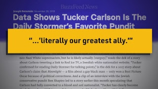 Sneak Peek: Is Tucker Carlson a White Supremacist? | Full Frontal on TBS