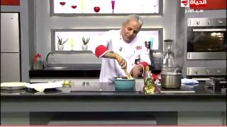 برنامج المطبخ – الشيف يسري خميس – حلقة الأحد 17-5-2015 – Al-matbkh