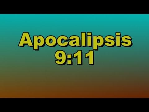 Resultado de imagen para apocalipsis 9:11