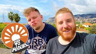 Schwimmen mit UNGE - Road to Madeira | Tag 6