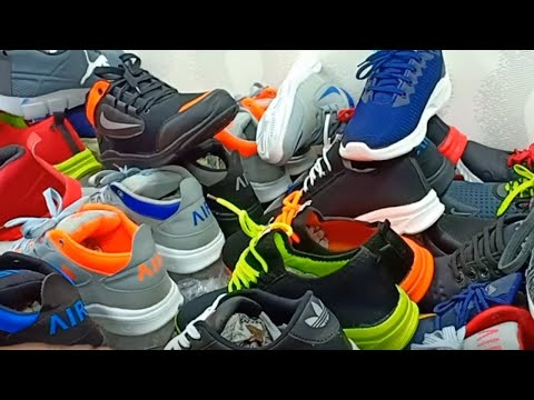 किलो के भाव में जूते (SPORT SHOES, CASUAL SHOES, BOOTS, LOAFERS ) ,Cheap Price And Unique Quality