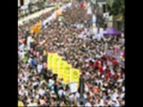 Violence And Other Threats Raise Press Freedom Fears In Hong Kon
