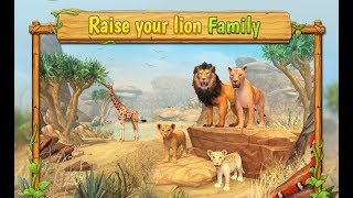 🦁Lion Family Simulator Online- By Area730 Simulator Games-Android