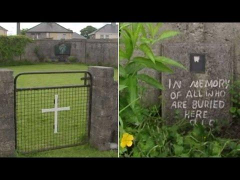 Mass grave of around 800 babies and children found in Ireland