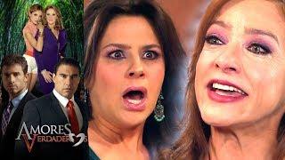 Resumen: ¡Cristina se entera que ella también es una Balvanera! | Amores Verdaderos - Tlnovelas