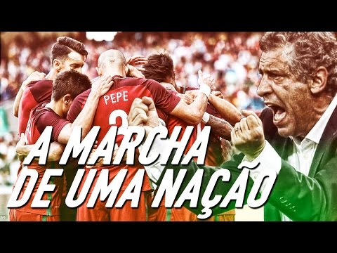 Portugal - A Marcha de uma Nação! - Guilherme Cabral (English subtitles available)