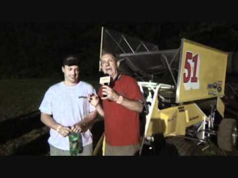 A Friday Night At L A Raceway-A-Mains-7-9-11-Video.wmv