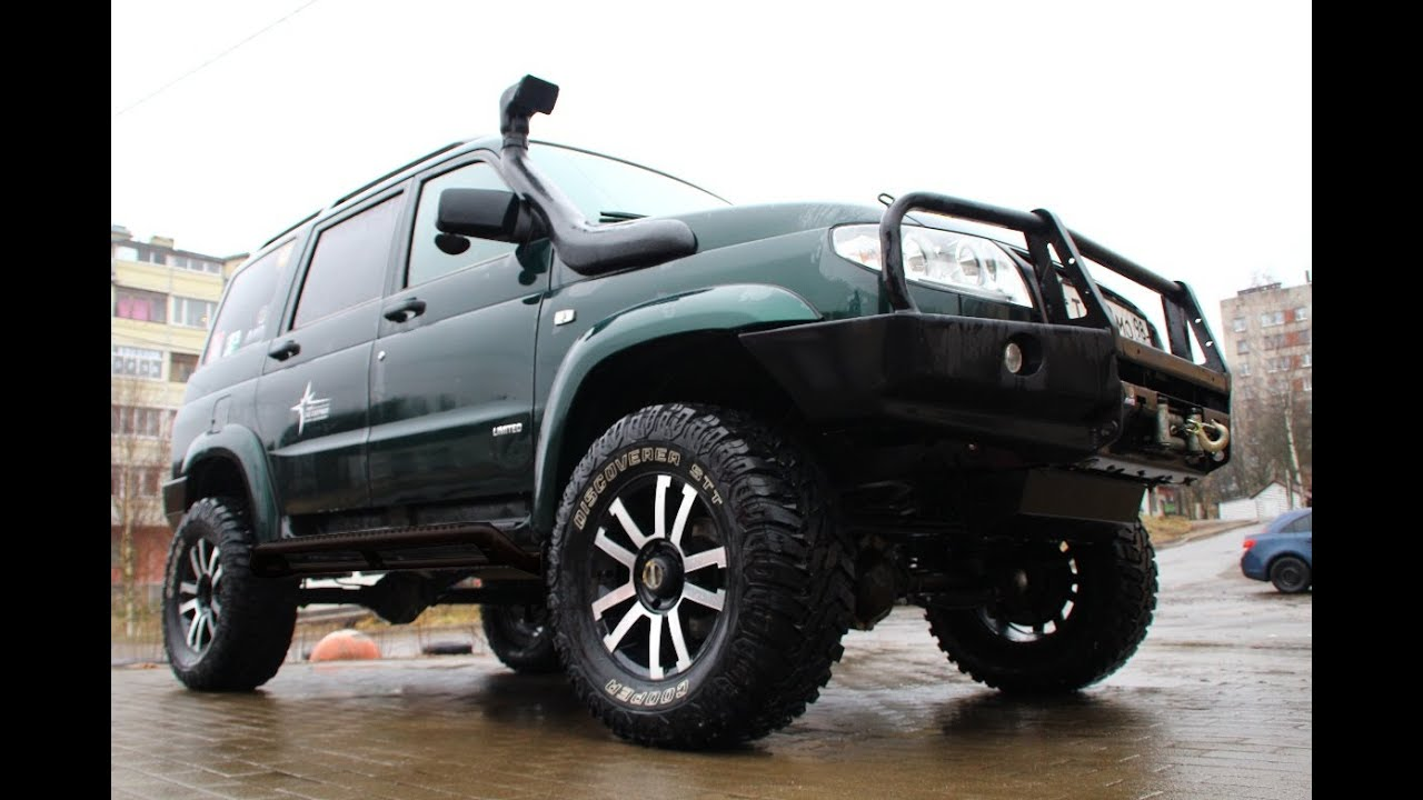Тест драйв Nissan Patrol и Toyota Land Cruiser 200