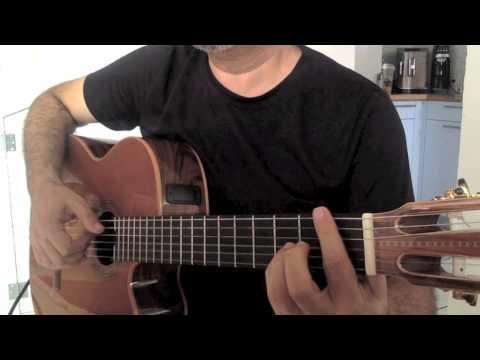 "AGLA  "" Gitar Cover "" HALIME"
