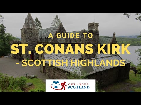 A Guide to Visiting St. Conan's Kirk in the Scottish Highlands