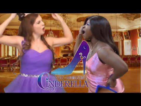 The Stepsisters Lament - Sierra Nelson Cover Ft.  Princess Rizu | Cinderella