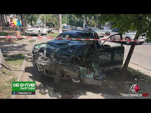 ТРК НІС-ТВ: Объектив 16 08 19 Пьяный водитель спровоцировал ДТП