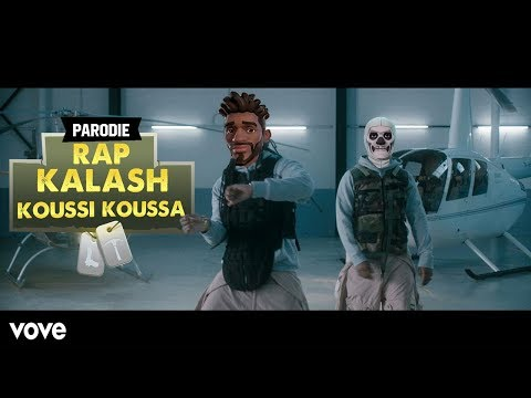 Kalash -  Koussi koussa ft  Niska (Parodie Fortnite)