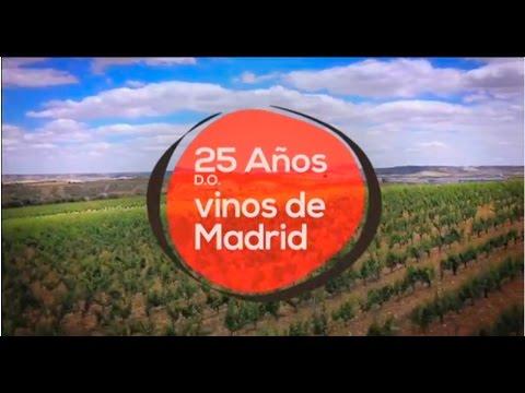 D O  VINOS DE MADRID