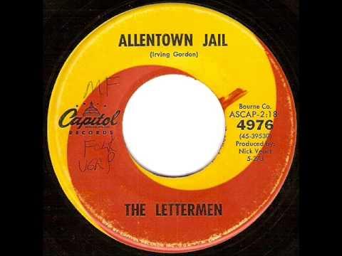 The Lettermen - Allentown Jail