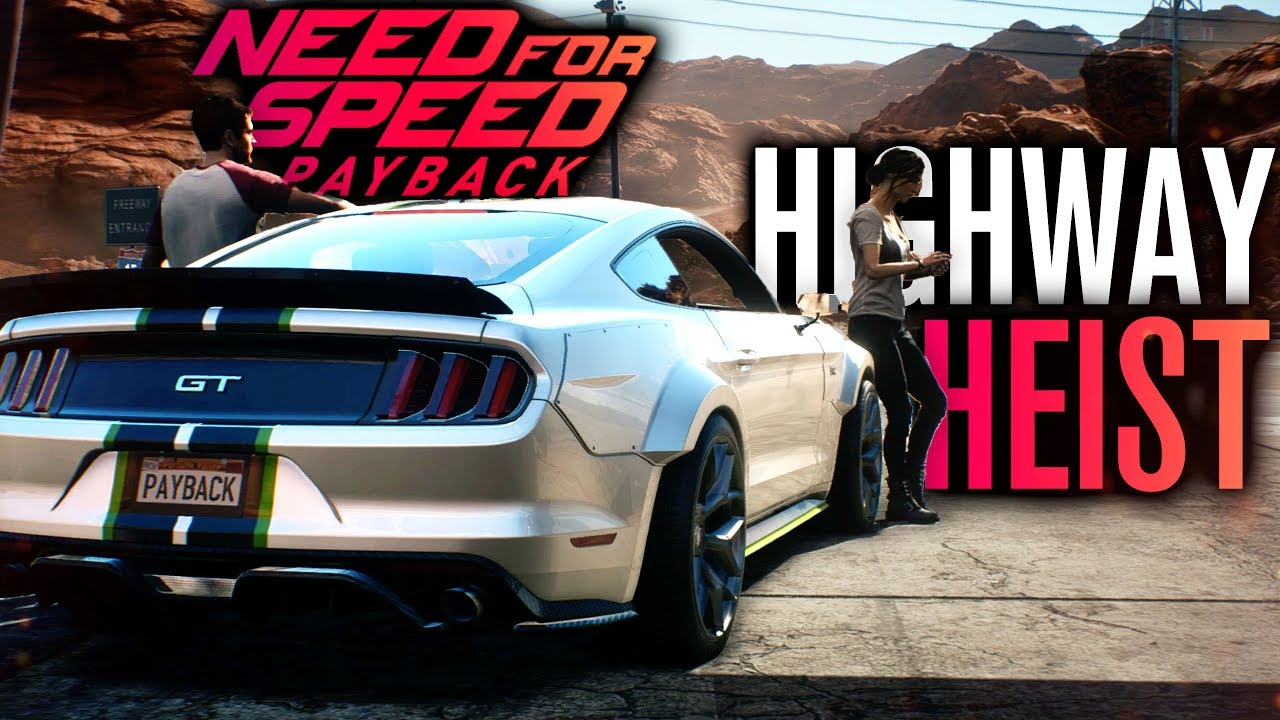 Need for Speed Payback Download | PC Full Version Game + Crack