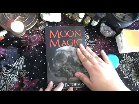 Book Review: Moon Magic by Rachel Patterson