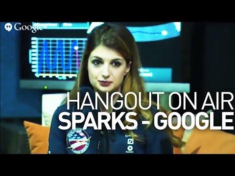 SOLAR IMPULSE - SPARKS Hangout On air.