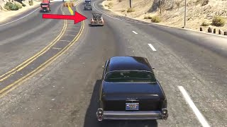 Tow Trucks Are The Most Dangerous Vehicle In GTA 5 Speedrunning