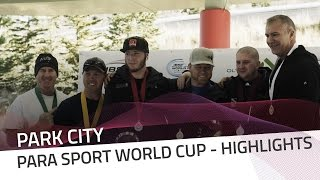 Eierdam sets a new push and track record | IBSF Para Sport Official