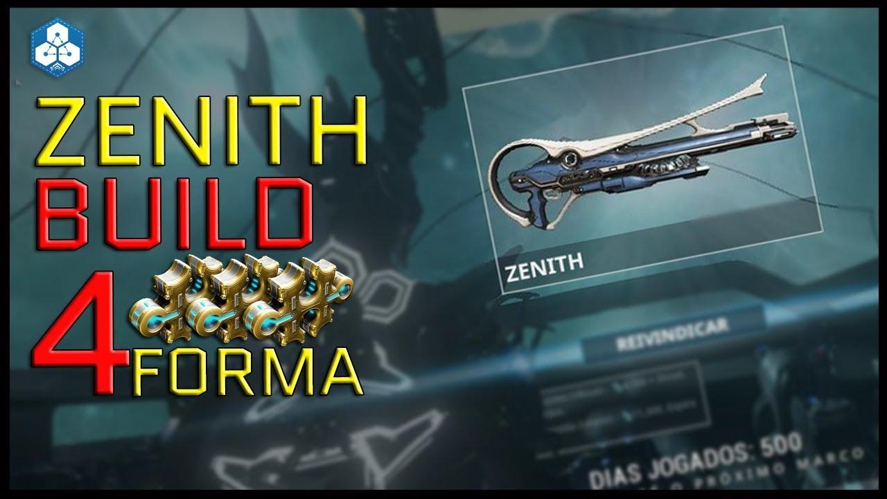 warframe how to build zenith
