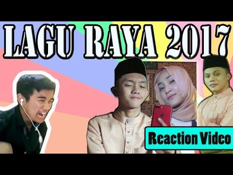 Ismail Izzani, Rizky Febian, Fatin Shidqia - Raya Nusantara [Lebaran] REACTION