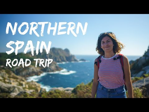 "Epic Road Trip in Northern Spain in HD! - ""La Ruta de La Costa"""