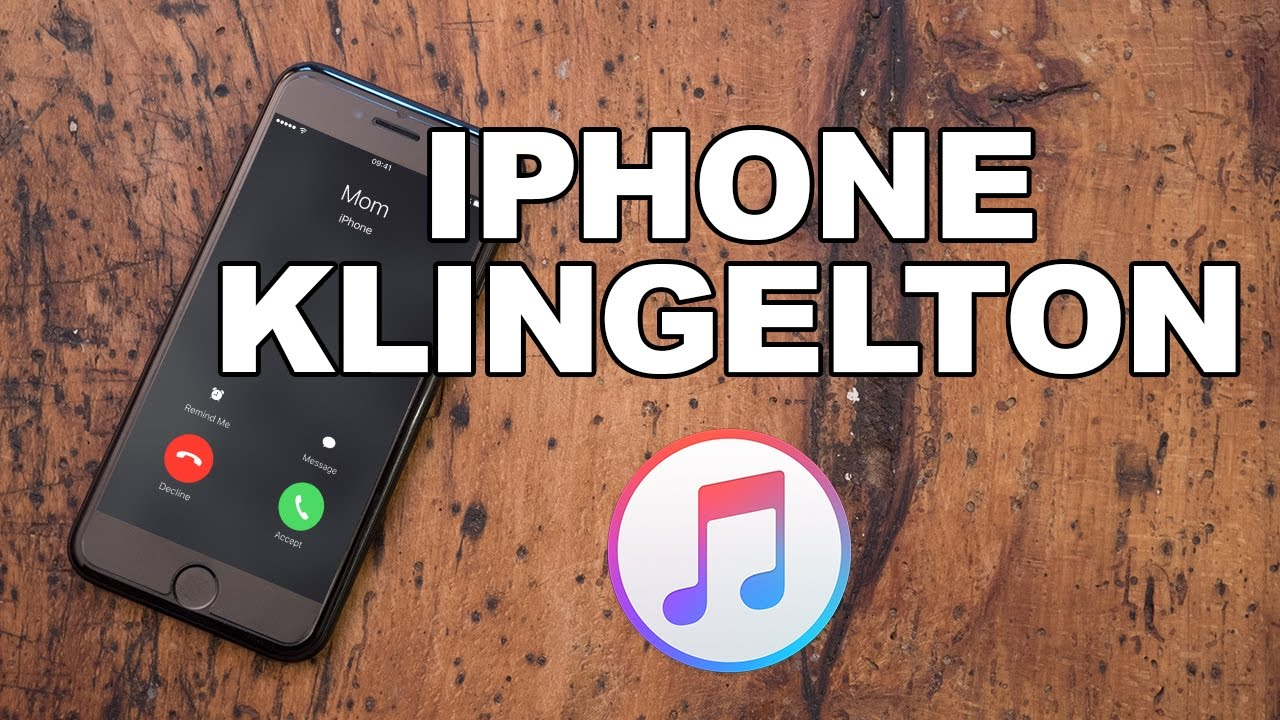 iPhone Klingelton erstellen - Lied als Klingelton verwenden - YouTube eb502bffe5