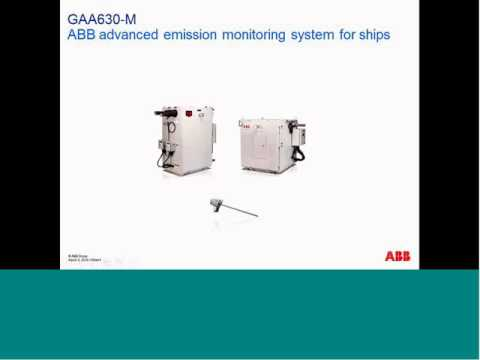 Webinar - ABB's Continuous Emission Monitoring Systems