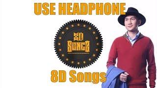 ANJI - MENUNGGU KAMU (8D Songs)