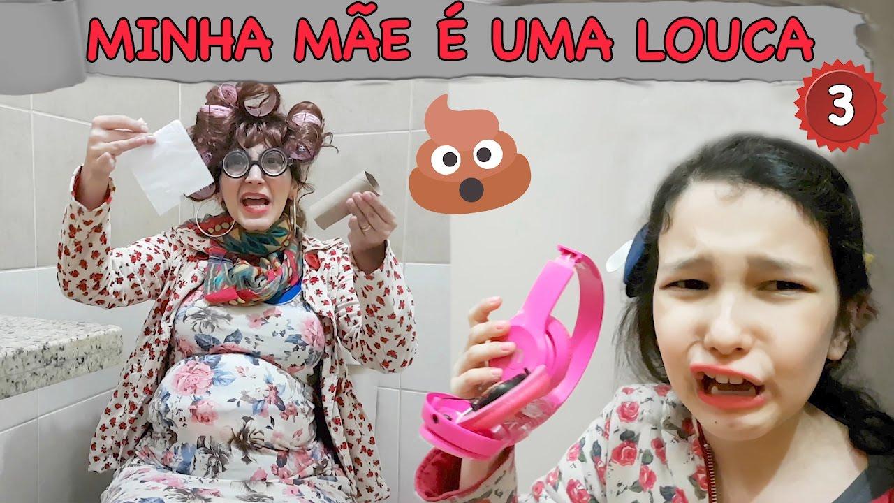 Download MINHA MÃE É UMA LOUCA - Novelinha Capítulo 03   Luluca