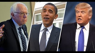President Trump Talks Barack Obama & Bernie Sanders: Why It Matters