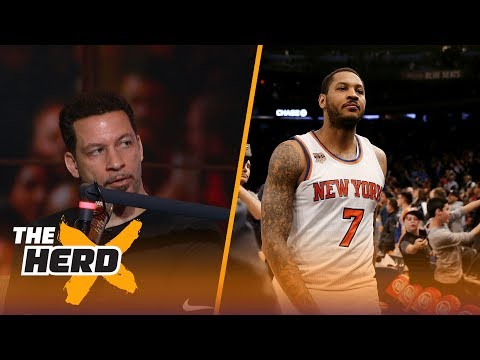 Should Cavs blow it up, and where will Carmelo fit in?   THE HERD