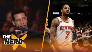 Should Cavs blow it up, and where will Carmelo fit in? | THE HERD thumbnail
