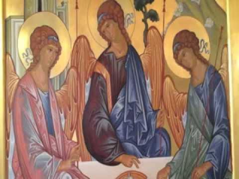 La Santissima Trinità
