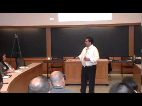 German Trejo at Harvard University - 16th Annual Latino Law, Policy and Business Conference