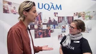 L'UQAM sur la route: les salons et foires des études