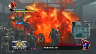 Kamen Rider: Battride War - CHRONICLE MODE - Part 14 ENGLISH SUBTITLES [HD]