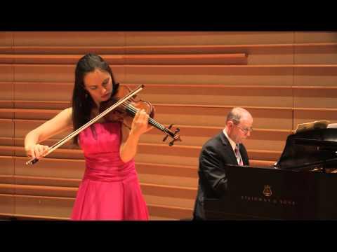 Kinga Augustyn plays Saint Saens Introduction and Rondo Capriccioso- LIVE concert