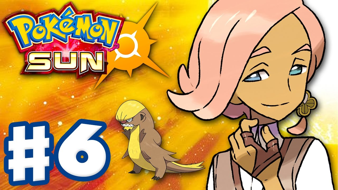 Download Pokemon Sun and Moon - Gameplay Walkthrough Part 6 - Ilima's Island Trial! (Nintendo 3DS)