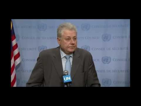 40,000 Russian troops are now on borders with Ukraine, - Ukraine's ambassador to U.N.