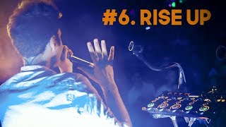Zalem Delarbre #6.  Rise Up (Live Looping)