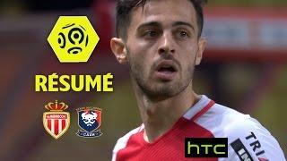 AS Monaco - SM Caen (2-1)  - Résumé - (ASM - SMC) / 2016-17