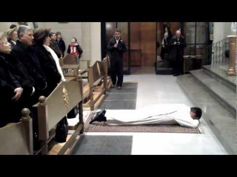Ordenació diaconal de Mn. Emili Villegas