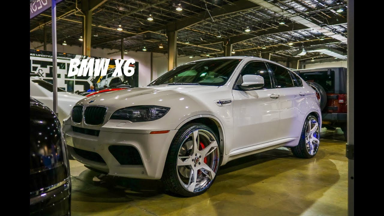 Bmw X6 On Forgiato Wheels In Hd Must See Youtube