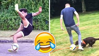 8 MINUTES OF COMEDY FOOTBALL & FUNNIEST MOMENTS 10 (TRY NOT TO LAUGH)
