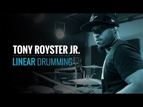 Tony Royster Jr. - Linear Drumming (Masterclass Preview)