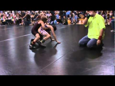 Download Brenden Allen good single leg to finish
